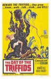 The Day of the Triffids Movie Poster Print