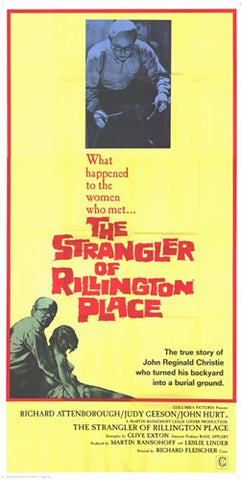10 Rillington Place Movie Poster Print