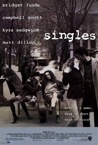 Singles 27 x 40 Movie Poster - Style A