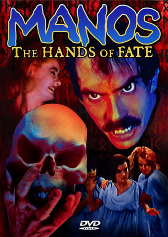'Manos' the Hands of Fate 11 x 17 Movie Poster - Style A