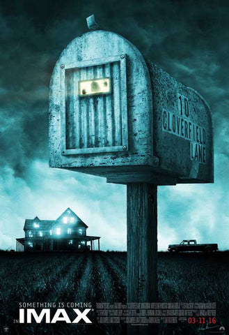 10 Cloverfield Lane 27 x 40 Movie Poster - Style A