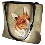 Welsh Corgi 2 Tote Bag