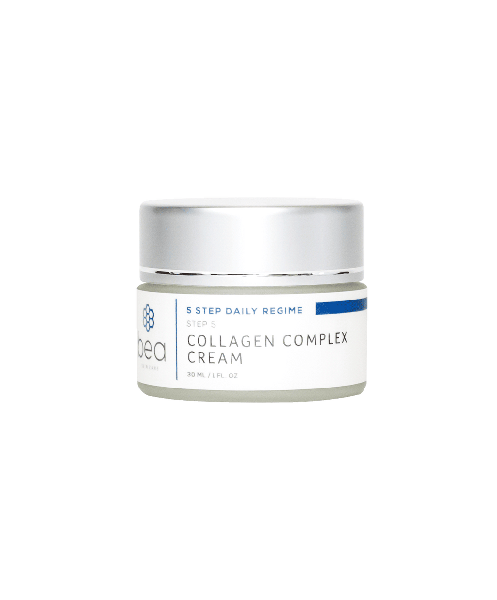Step 5: Collagen Complex Cream - 30 ml Face Cream bea Skin Care
