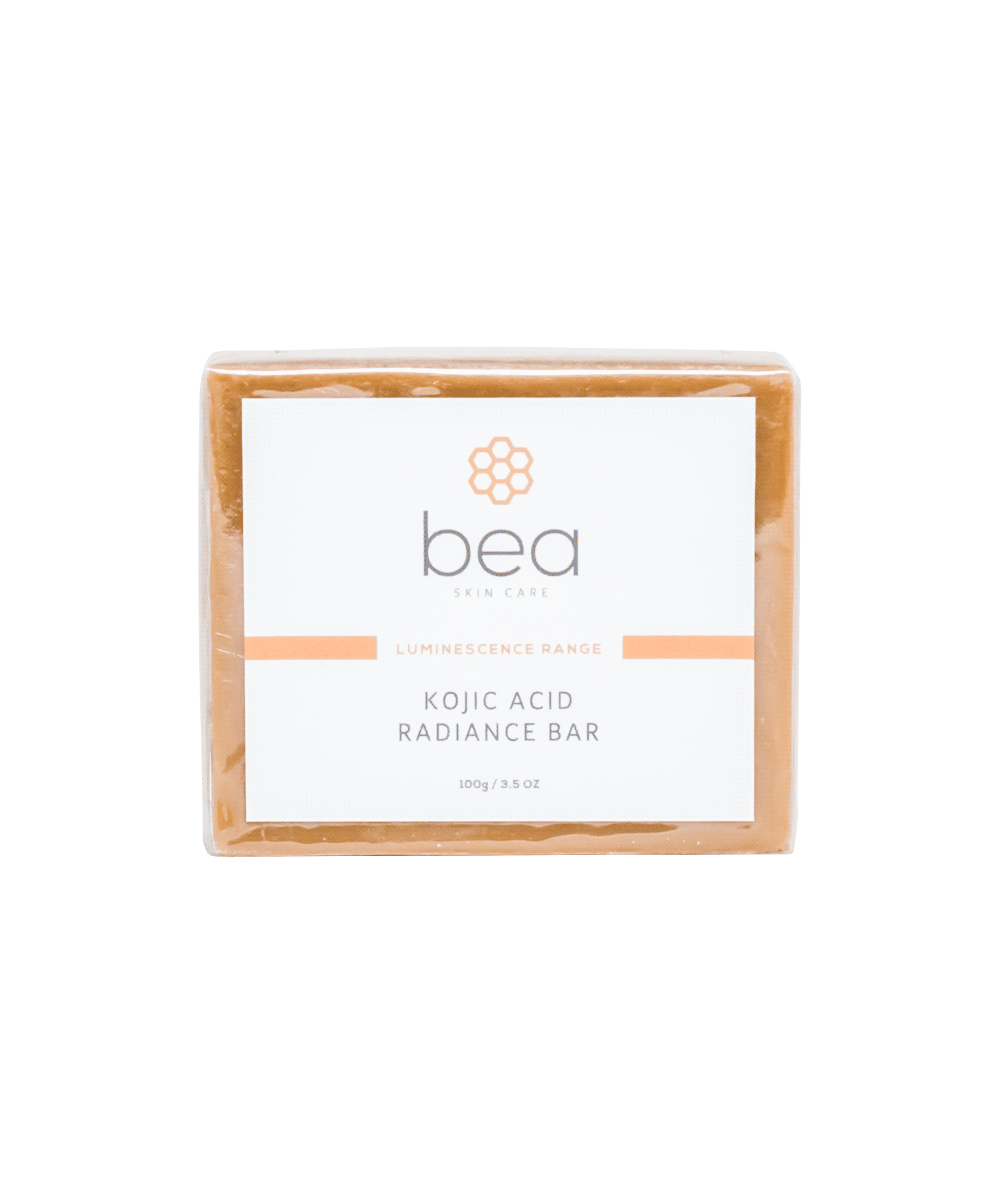 Kojic Acid Radiance Bar - 100 g Wash Bar bea Skin Care