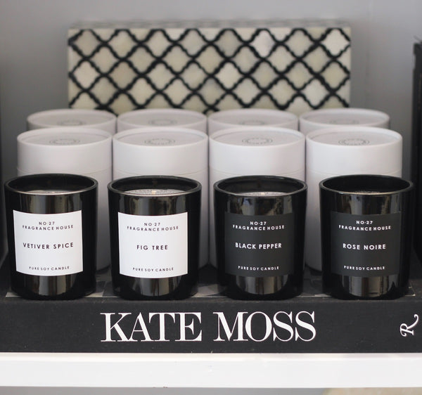 No.27 Fragrance House Candle