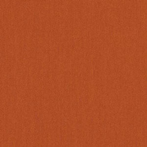 Rust Solid Upholstery Outdoor Fabric