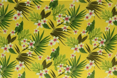 Hawaiian Fleece Fabric
