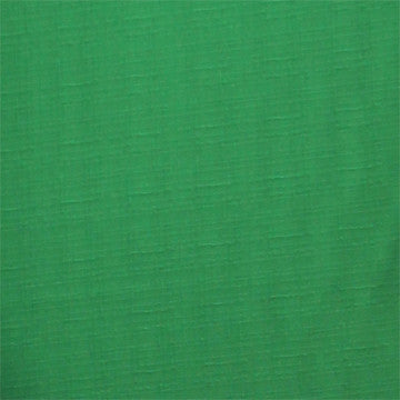 Emerald Green Solid Polycotton Fabric