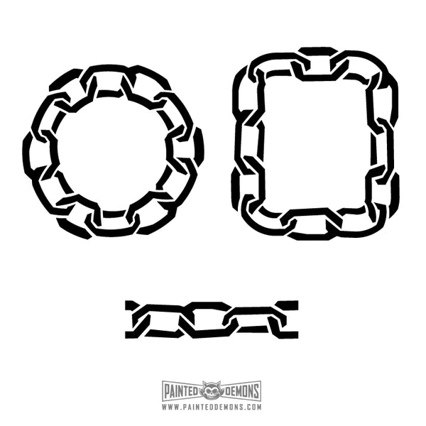 CHAIN VECTOR ART
