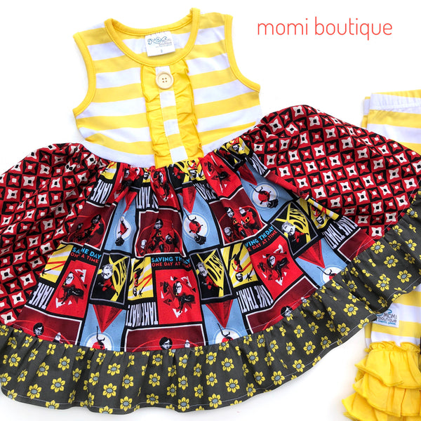 Incredibles dress