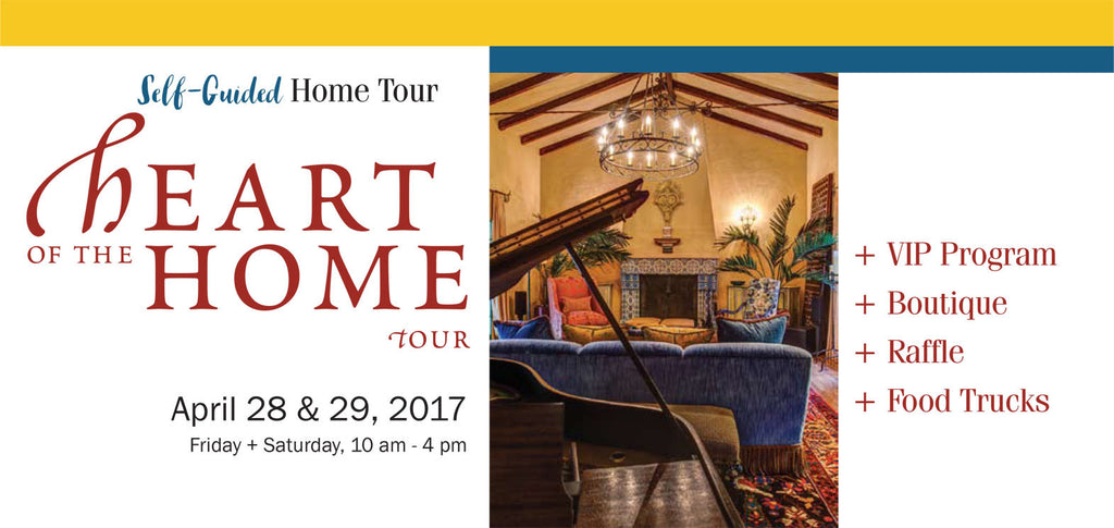 Heart of the Home Tour - April 28 & 29