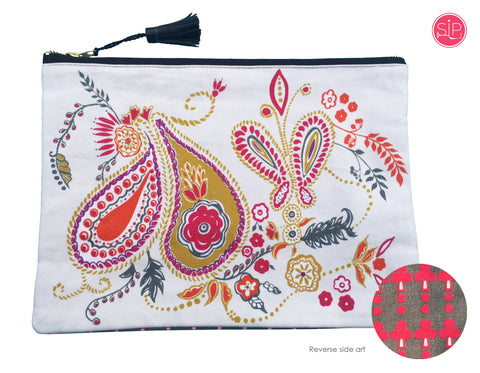 26 Carnaby - Clutch Bag