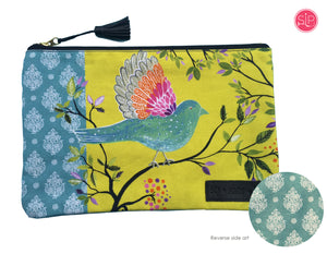 25 Loving Life - Clutch Bag