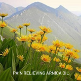 Pain relieving arnica oil