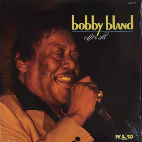 Bobby Bland ‎– After All