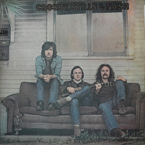 Crosby, Stills & Nash ‎– Crosby, Stills & Nash