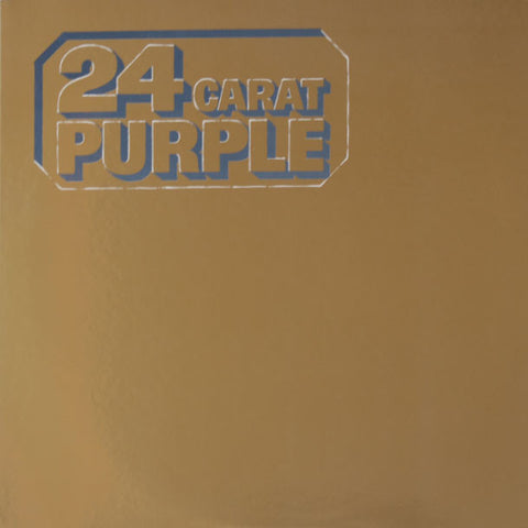 Deep Purple ‎– 24 Carat Purple