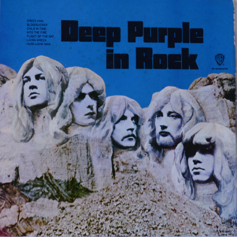 Deep Purple – In Rock