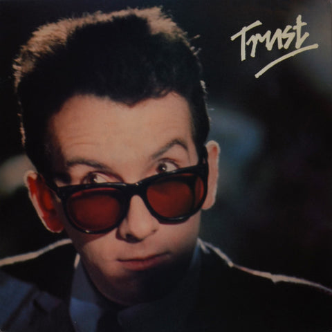 Elvis Costello And The Attractions ‎– Trust
