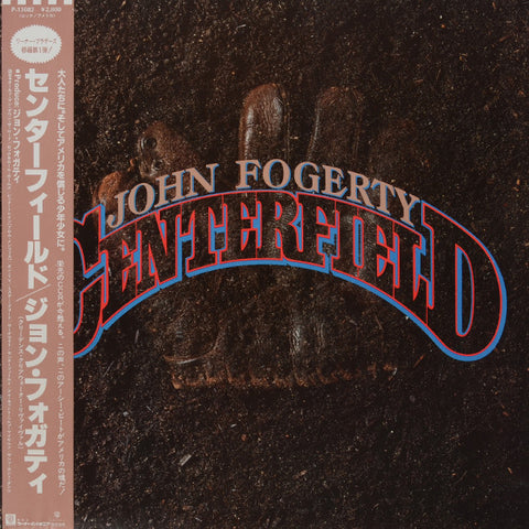 John Fogerty ‎– Centerfield