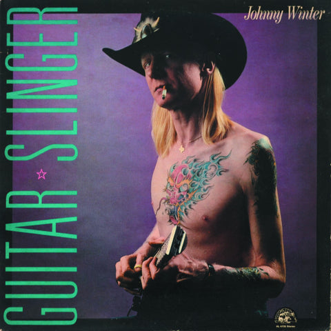 Johnny Winter ‎– Guitar Slinger