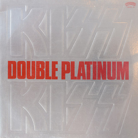 Kiss ‎– Double Platinum