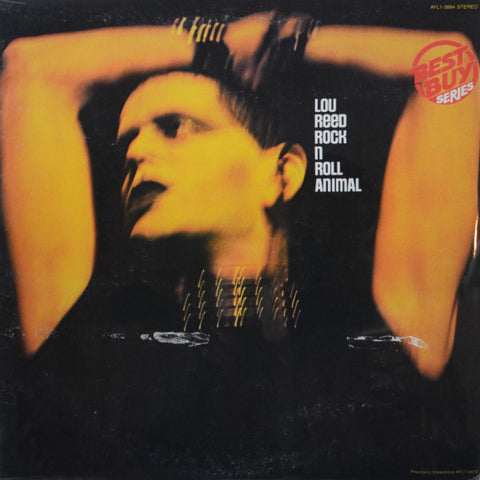 Lou Reed ‎– Rock N Roll Animal
