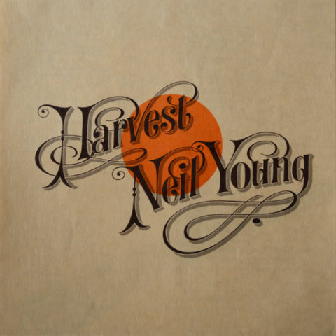 Neil Young ‎– Harvest