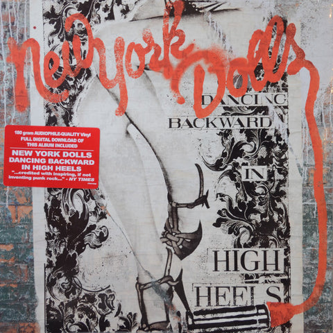 New York Dolls – Dancing Backward In High Heels