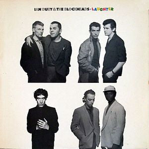 Ian Dury And The Blockheads ‎– Laughter