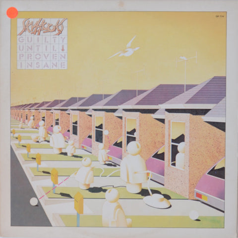 Skyhooks – Guilty Until Proven Insane