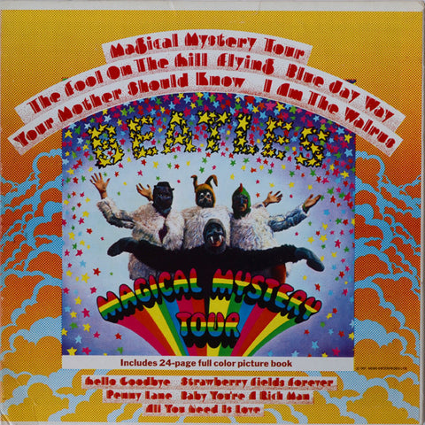 The Beatles – Magical Mystery Tour
