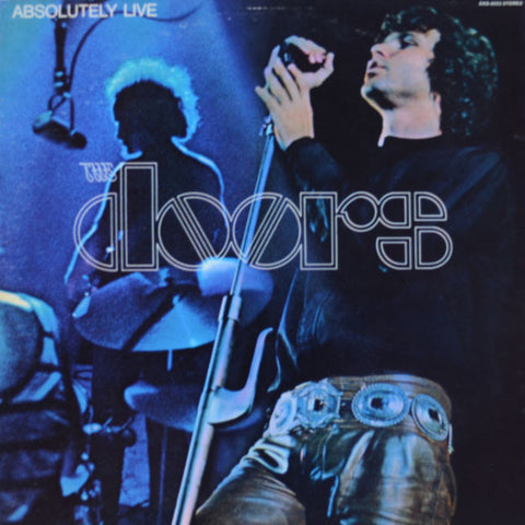 The Doors ‎– Absolutely Live