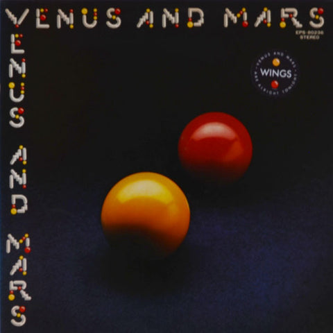Wings – Venus And Mars