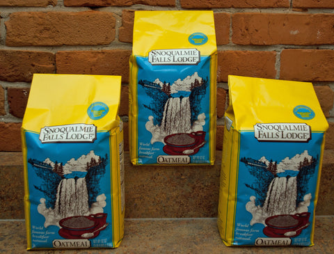 Snoqualmie Falls Lodge Oatmeal (Bag)