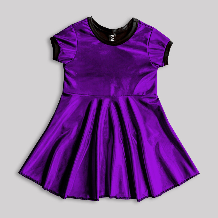 Electric Violet Dress