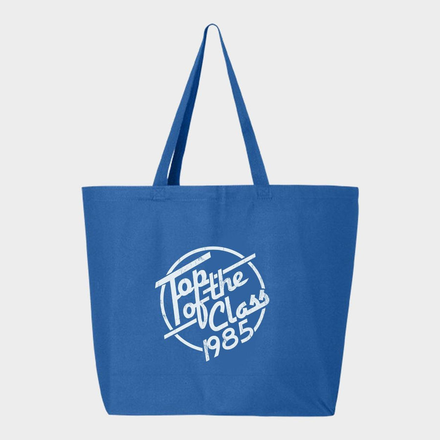 Top of the Class Canvas Tote Bag