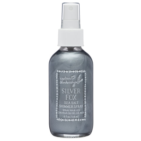 Silver Fox Sea Salt Shimmer Spray