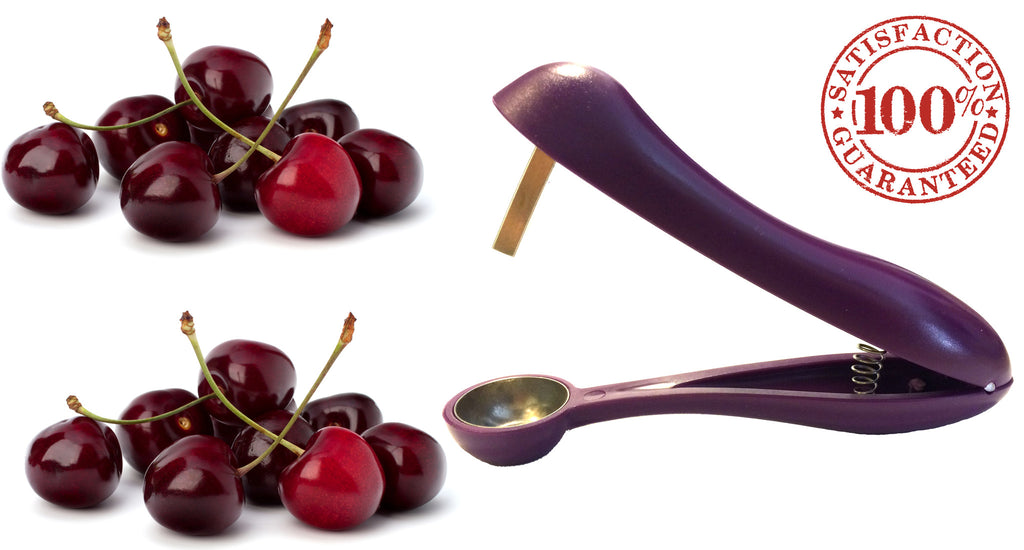 Cherry & Olive Pitter Corer