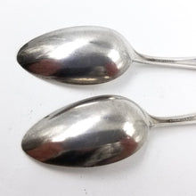 Set of Two Community Oneida 1917 Adam Spoons