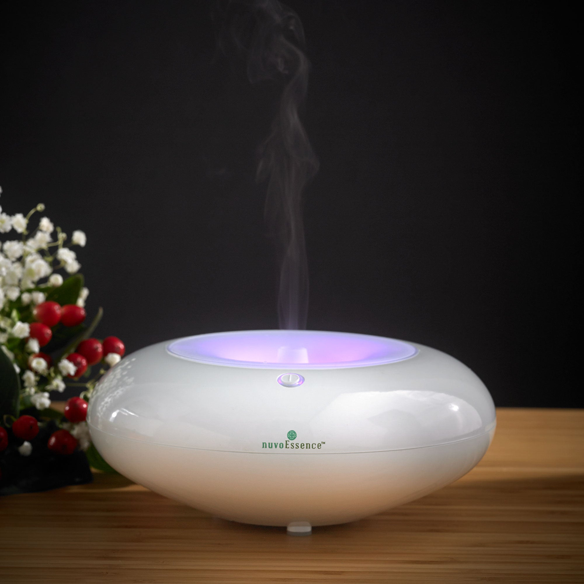 D2000 Ultrasonic Essential Oil Diffuser