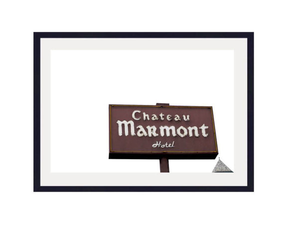 Chateau Marmont by Christos Joannides