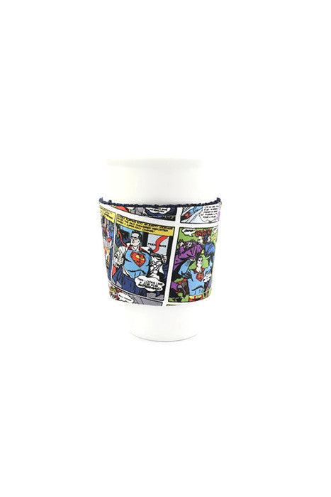 Reversible Coffee Sleeve - Comic Strip