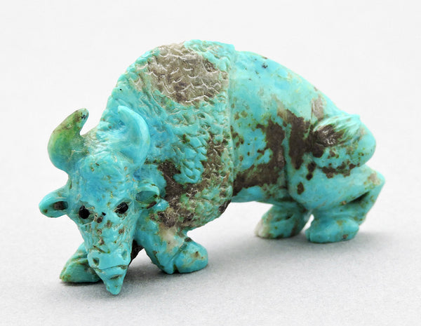 Remarkable Turquoise Bison