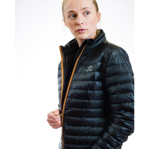 Women's 850 Fill HL Down Jacket zipper