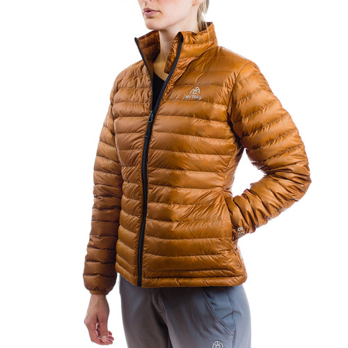 Women's 850 Fill HL Down Jacket pumpkin spice