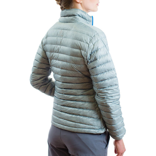 Women's 850 Fill HL Down Jacket rear