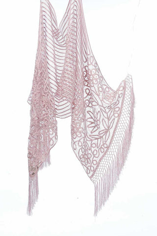 C2002 RECTANGLE SHAWL