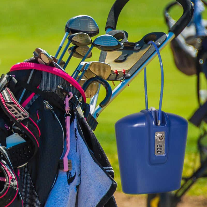 golf and outdoor theft prevention safe