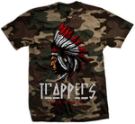 Trappers - Forest Green Camo T-Shirts - Million Dolla Motive